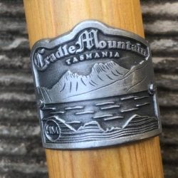 Cradle Mountain Hiking Stick Medallion