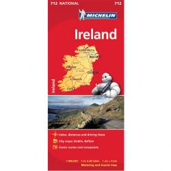 Ireland Map 712
