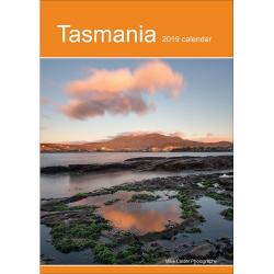 Tasmania 2019 Calendar, Vertical - Mike Calder