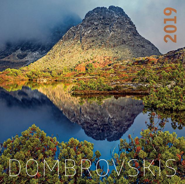Dombrovskis 2019 Calendar