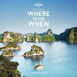 Lonely Planet 2019 Calendar
