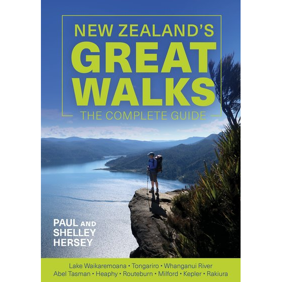 New Zealand's Great Walks Cover