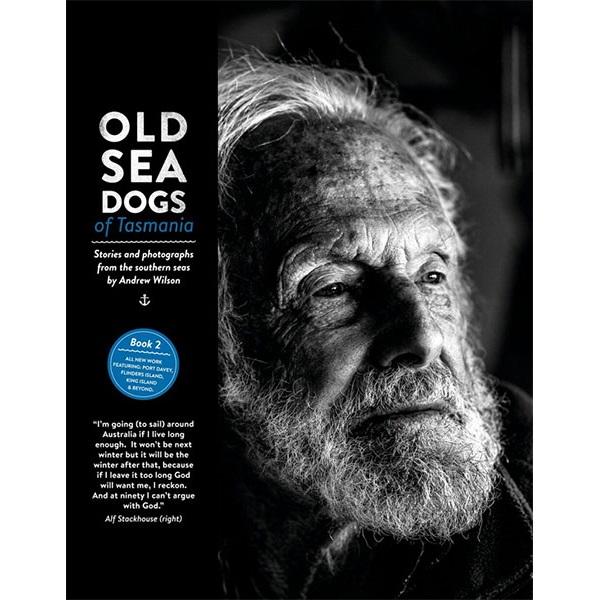 Old Sea Dogs of Tasmania Book 2 Cover