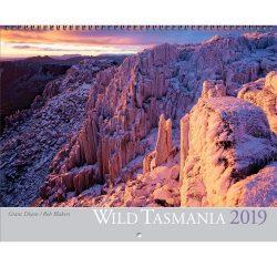 Wild Tasmania 2019 Calendar