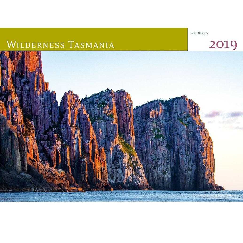 Wilderness Tasmania 2019 Calendar