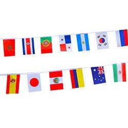 World Flag Bunting