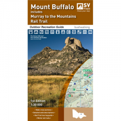 Mount Buffalo Map