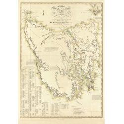 Van Diemen's Land 1824 - Thomas Scott