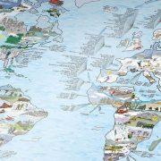 Snowtrip Map Sample