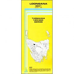 Loongana Topographic Map