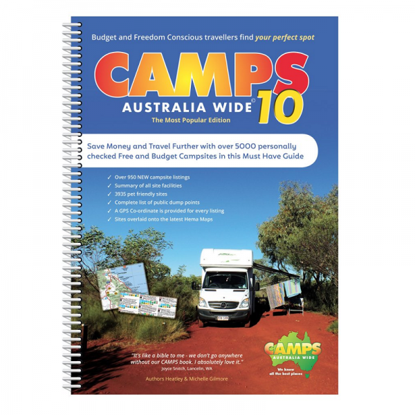 Camps 10 Australia Wide