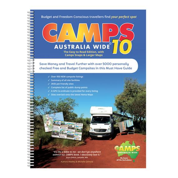 Camps 10 Australia Wide with Camp Snaps
