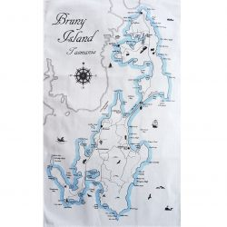 Bruny Island Tea Towel
