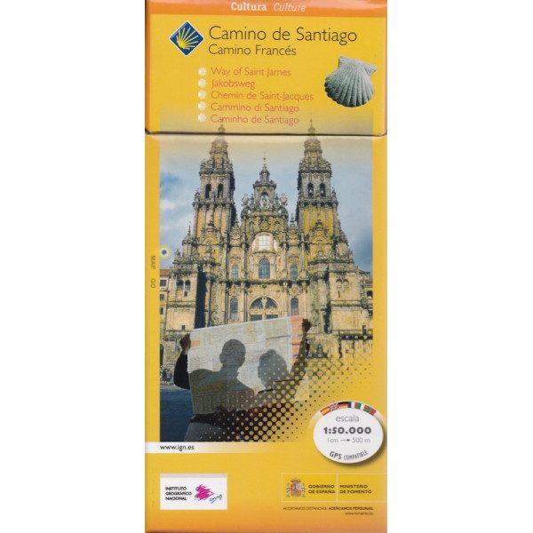 Camino de Santiago Map Pack