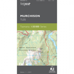 Murchison Topographic Map