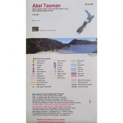 Abel Tasman Track Map