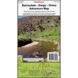 Bairnsdale Dargo Omeo Adventure Map
