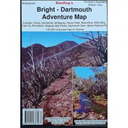 Bright Dartmouth Adventure Map