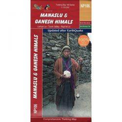 Manaslu & Ganesh Himals 9789937649797