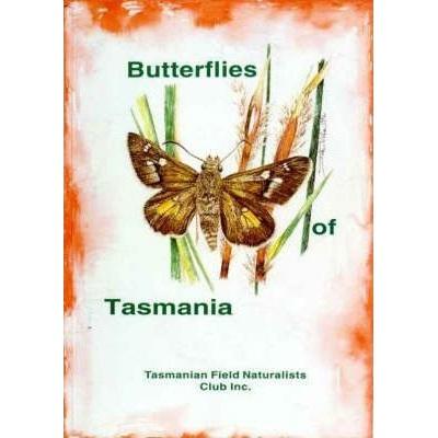 Butterflies of Tasmania 9780646158976