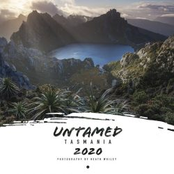 Untamed Tasmania Calendar 2020