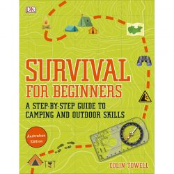 Survival for Beginners Cover 9780143796954