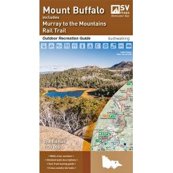 Mount Buffalo Outdoor Recreation Guide 2nd Ed - 9780648337669