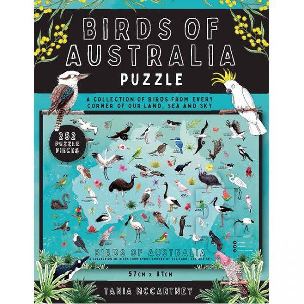 Birds of Australia Puzzle