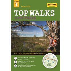 Top Walks in Victoria cover