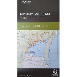 Mount William Topo Map