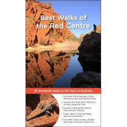 Best Walks of the Red Centre Cover