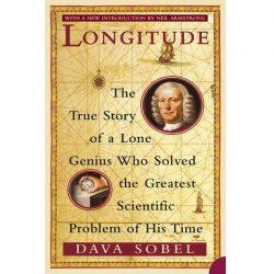 Longitude Dava Sobel Cover 9780007214228
