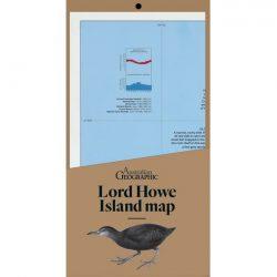Lord Howe Island Map