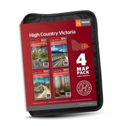 High Country Victoria Map Pack
