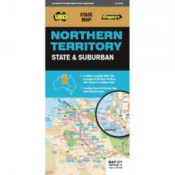 Northern Territory Map 571