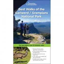 Best Walks Gariwerd Grampians National Park 9781925868159