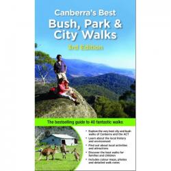 Canberra's Best Bush, Park & City Walks 3e 9781922131492
