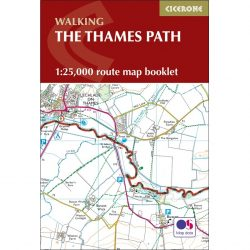 Walking Thames Path Map Booklet