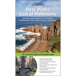 Best Walks East of Melbourne 9781925868081